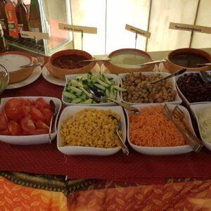 Sahar special Lunch Buffet